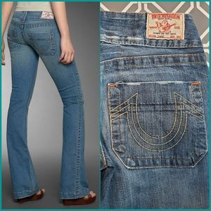 True Religion | Size 27 Sammy Stretch Jeans